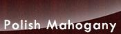 Polish Mahogany Finish Yamaha Piano