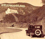 picture of Hollywood in early days