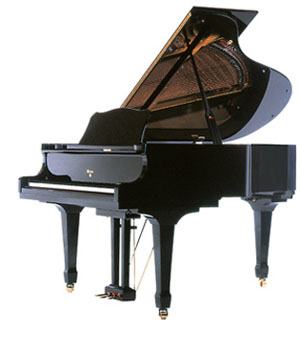 picture of Weber pianos by Young Chang
