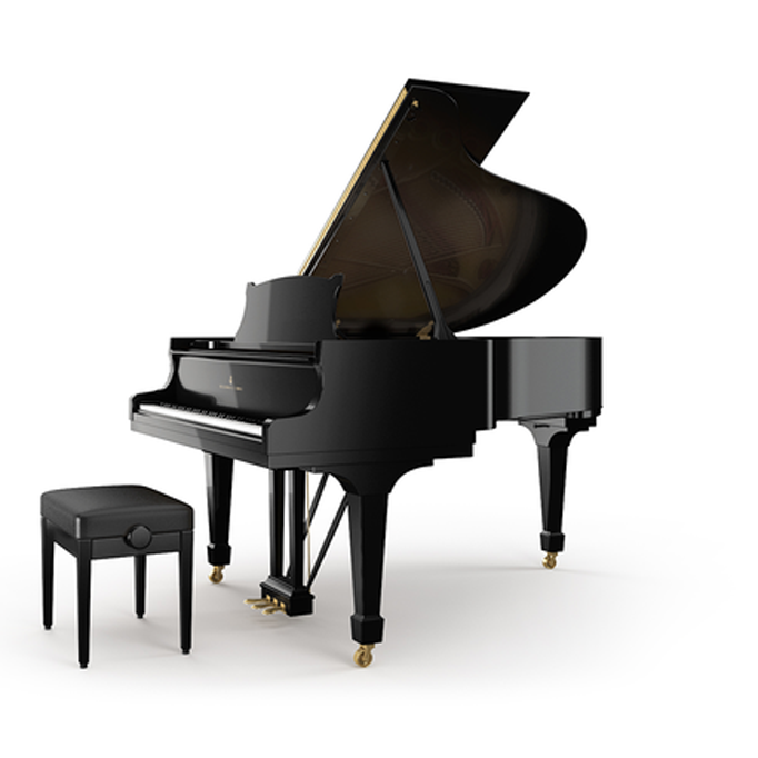 Steinway & Sons A 6'2″