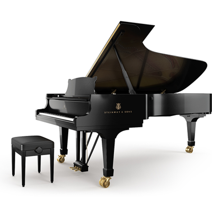 Steinway & Sons D- 8′ 11¾""