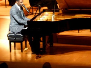 Brian McKnight at Esotnia PIano
