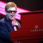 Elton John at Yamaha Los Angeles