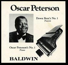 Oscar Peterson Baldwin'
