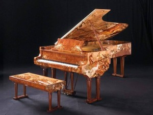 Victorian Steinway most exxpensive