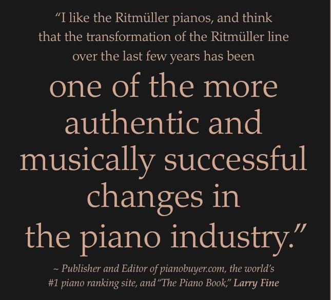 Ritmuller Piano ratings