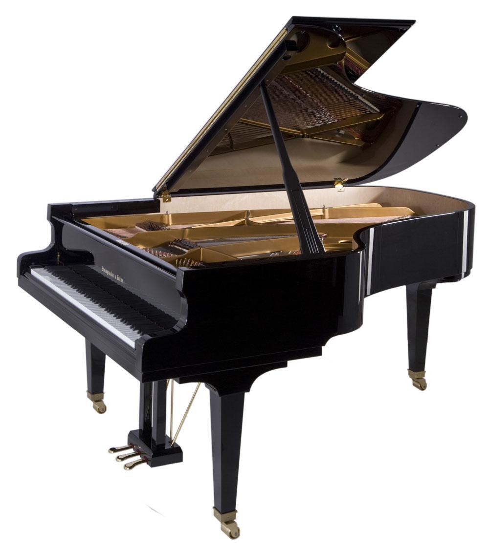 Steingraeber C-212 Chamber Concert Grand Piano