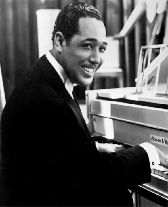 Duke Ellington Mason & Hamlin Hollywood Piano