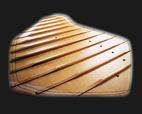 Spruce soundboards