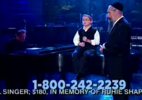 The Chabad 'To Life' Telethon rented its piano from Hollywood Piano