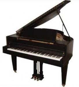 Los Angeles Baby Grand Piano