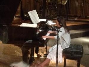 Emily Bear Estonia Piano
