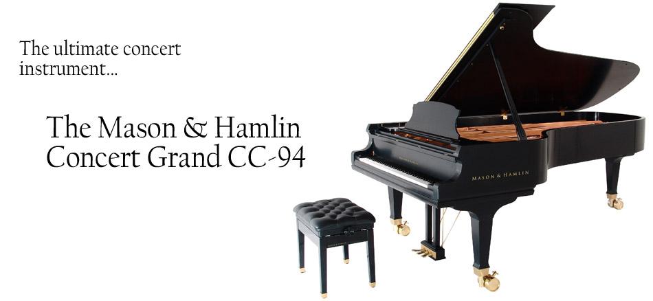 Mason and Hamlin Piano Store