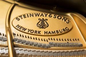 Steinway Cast Iron Plate