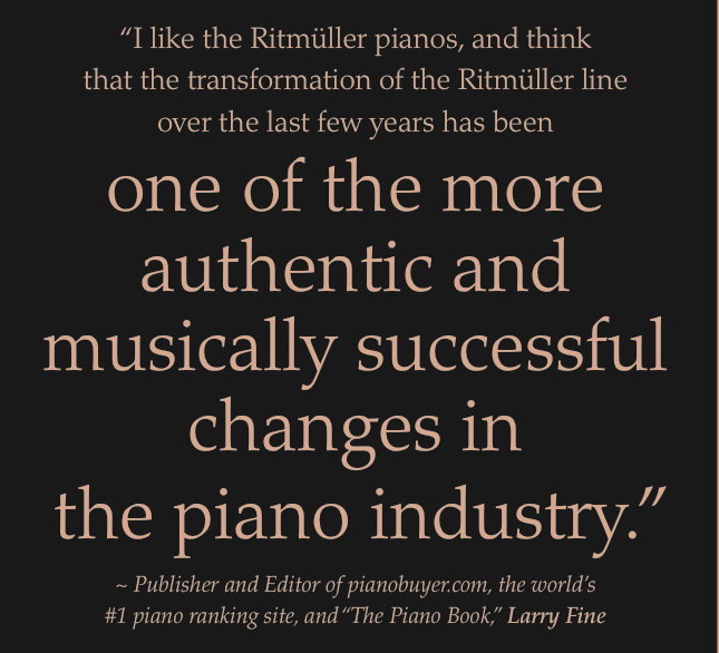 Ritmuller Piano ratings