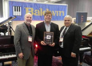 Hollywood Piano Baldwin Dealer of the Year